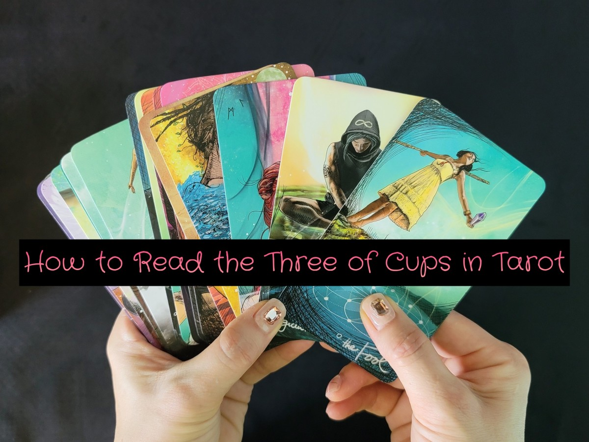 The Three of Cups in Tarot and How to Read It