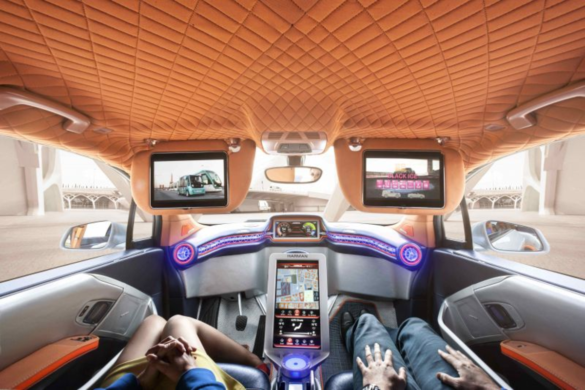 Will Driverless Cars Opt for Luxury Interior as Standard?