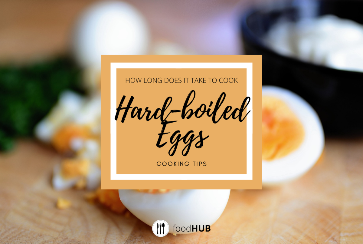 How Long Does it Take to Cook Hard Boiled Eggs?