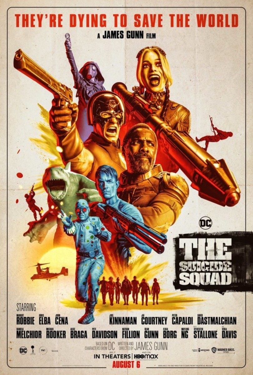 'The Suicide Squad' Review