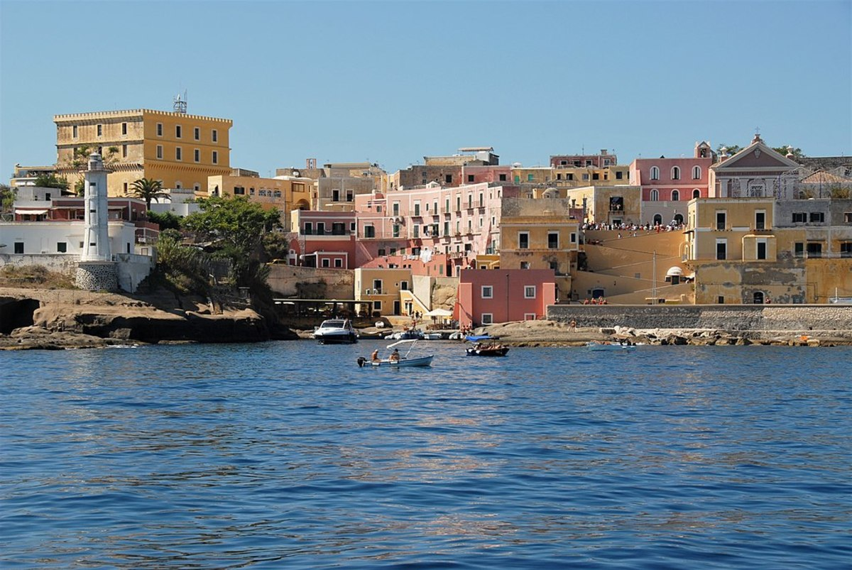 Venotene is a beautiful place to explore without having to elbow your way through the crowds that descend on Italy's more popular island destinations.