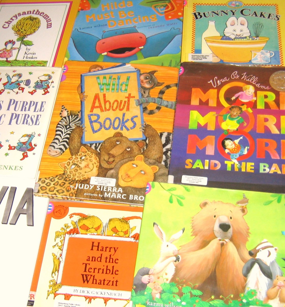 How to Find Children's Picture Books To Fit Any Topic