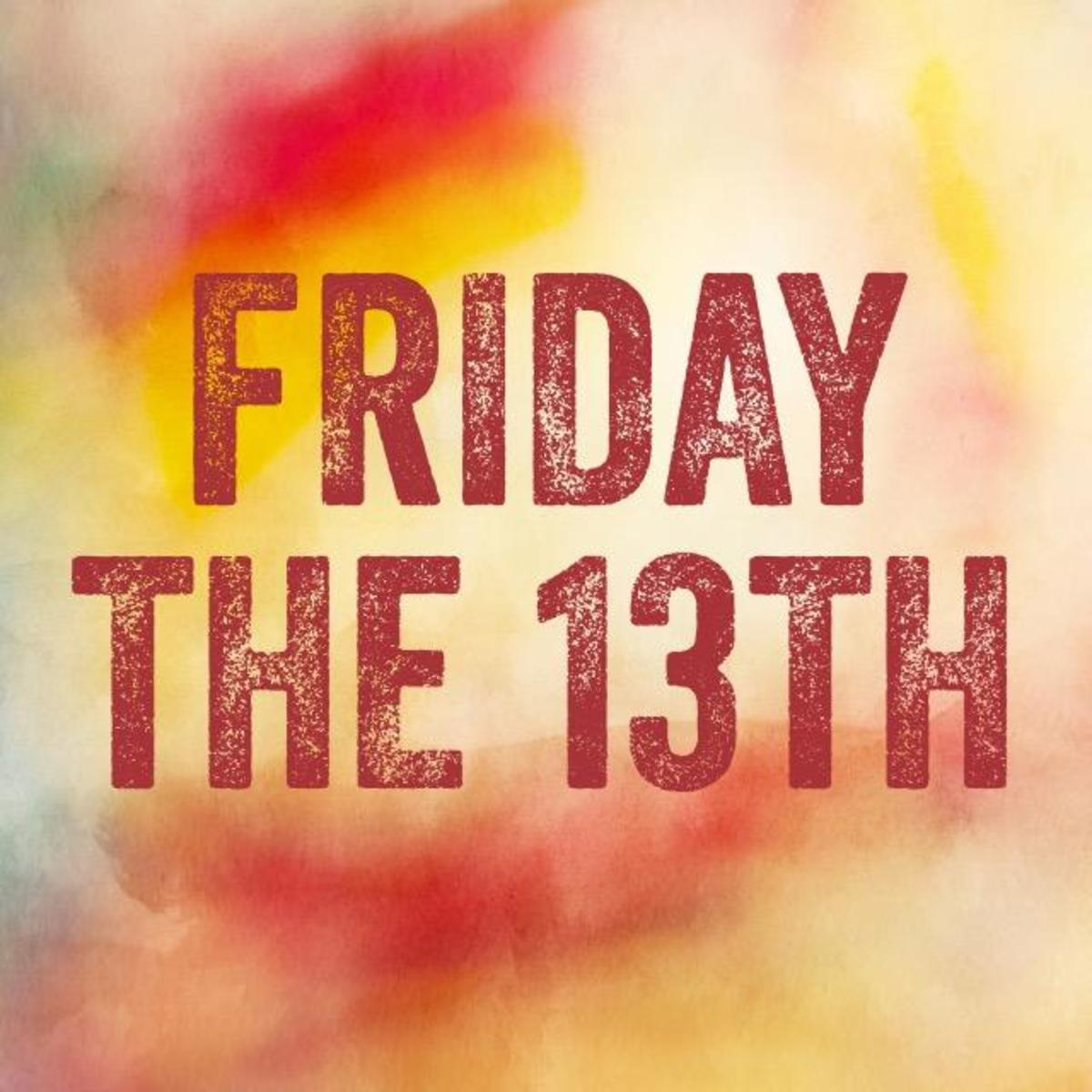 Superstition about Friday the 13th