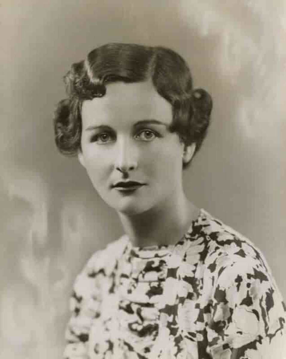 Nancy Mitford.
