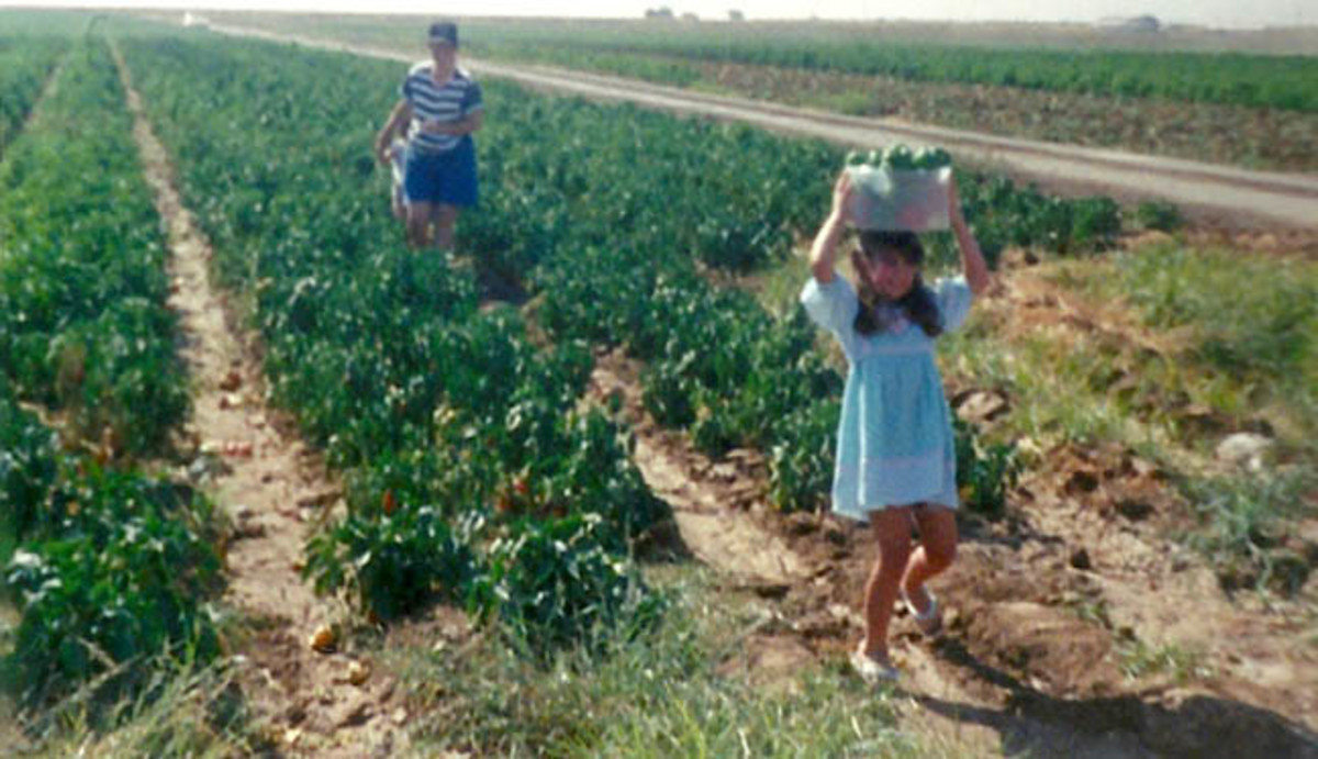 Gleaning refers to recovering useful items that would otherwise be abandoned.