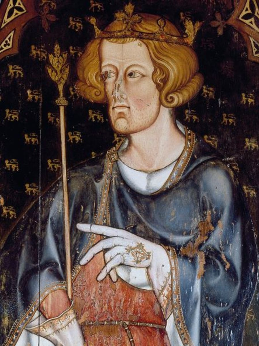 King Edward I of England, the Hammer of the Scots was Margaret, Maid of Norway's great uncle.