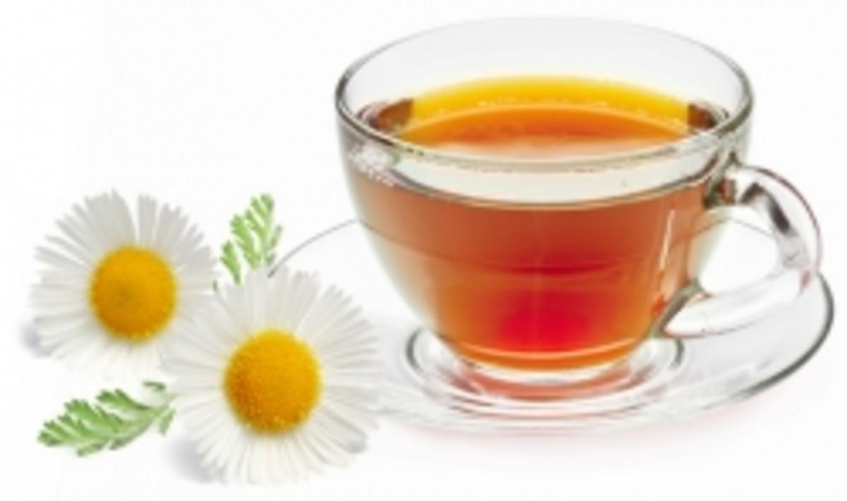 insomnia tips - 4 herbal tea