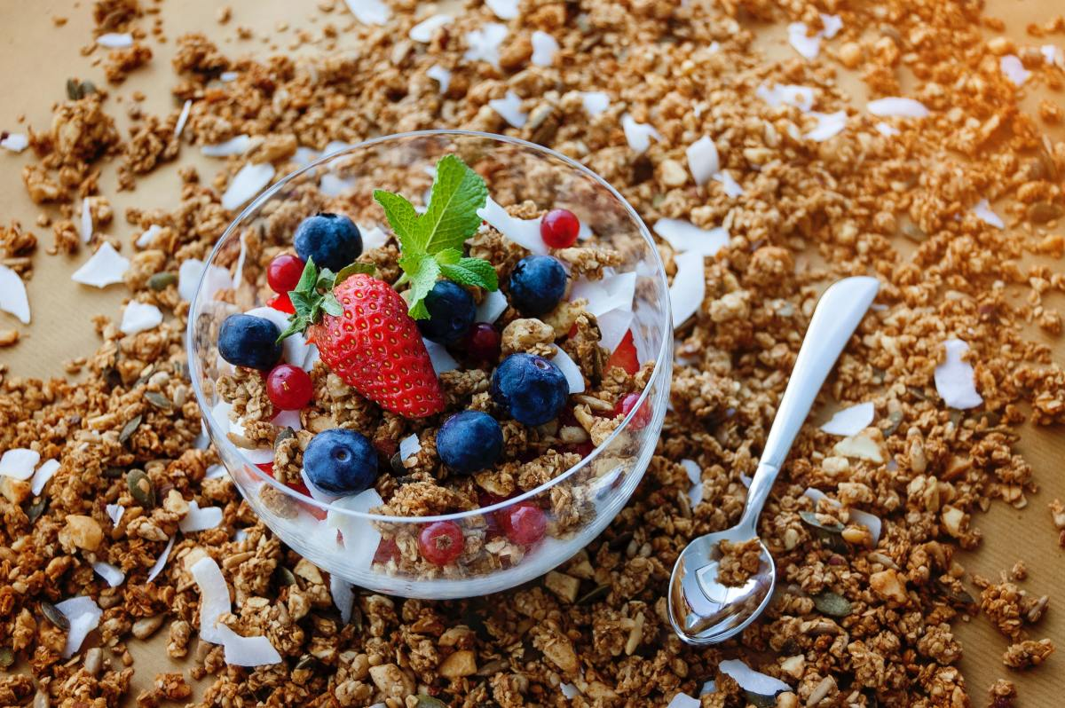 Nutrient-dense foods provide more energy and help power your pody to achieve your goals.