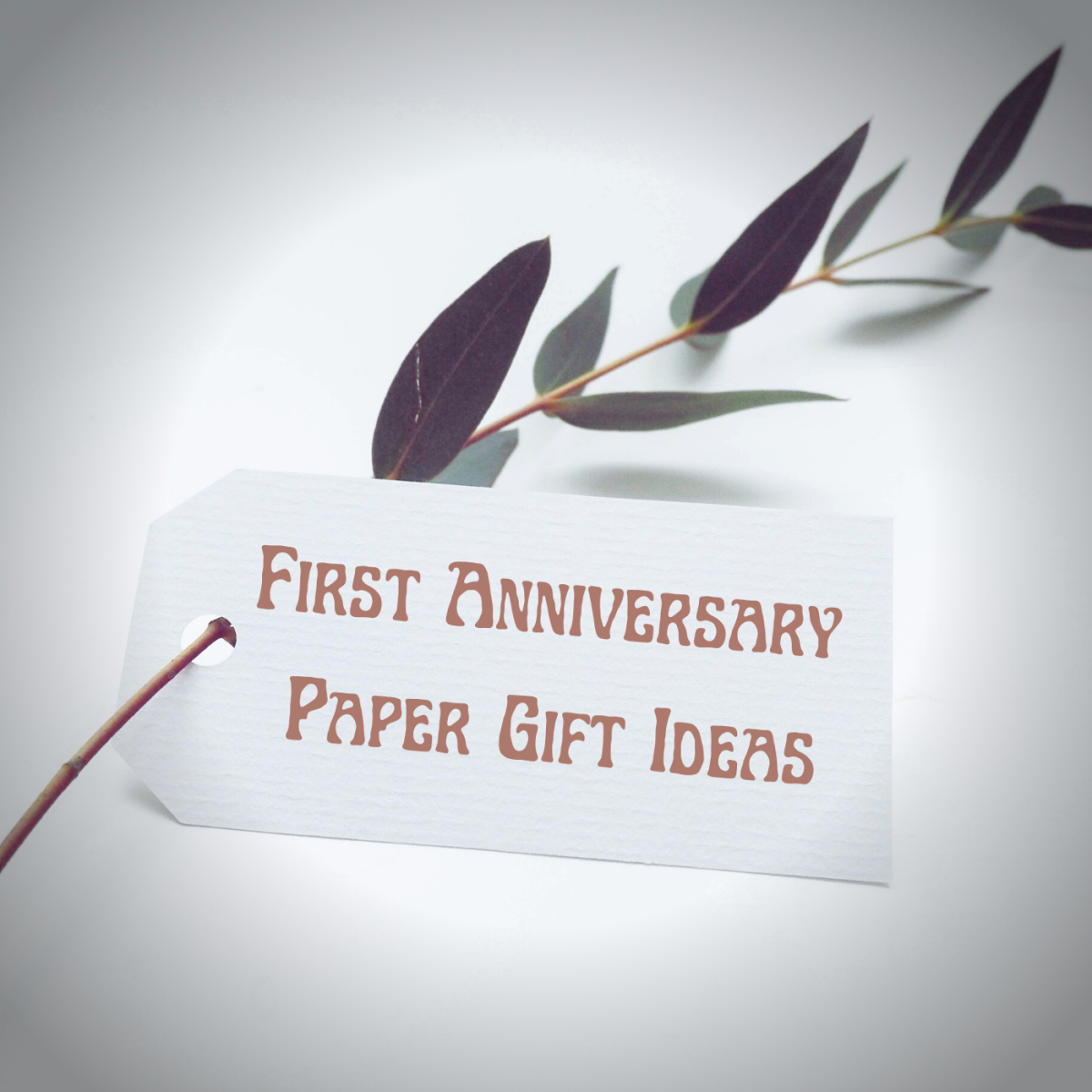 Gift ideas to make anyone smile on their first anniversary.