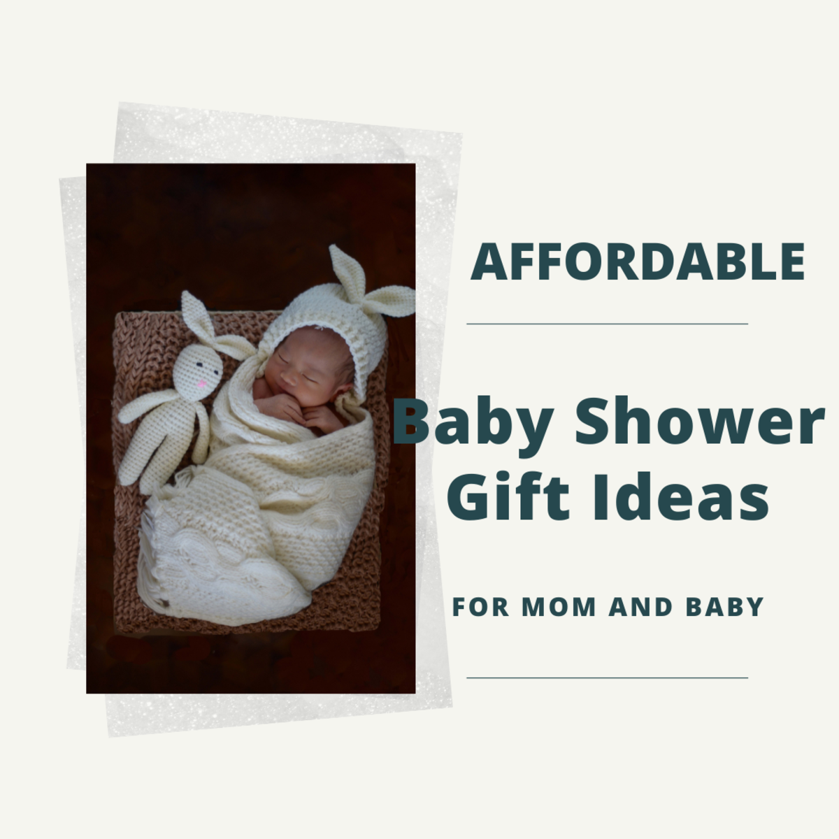 Baby shower gift ideas.