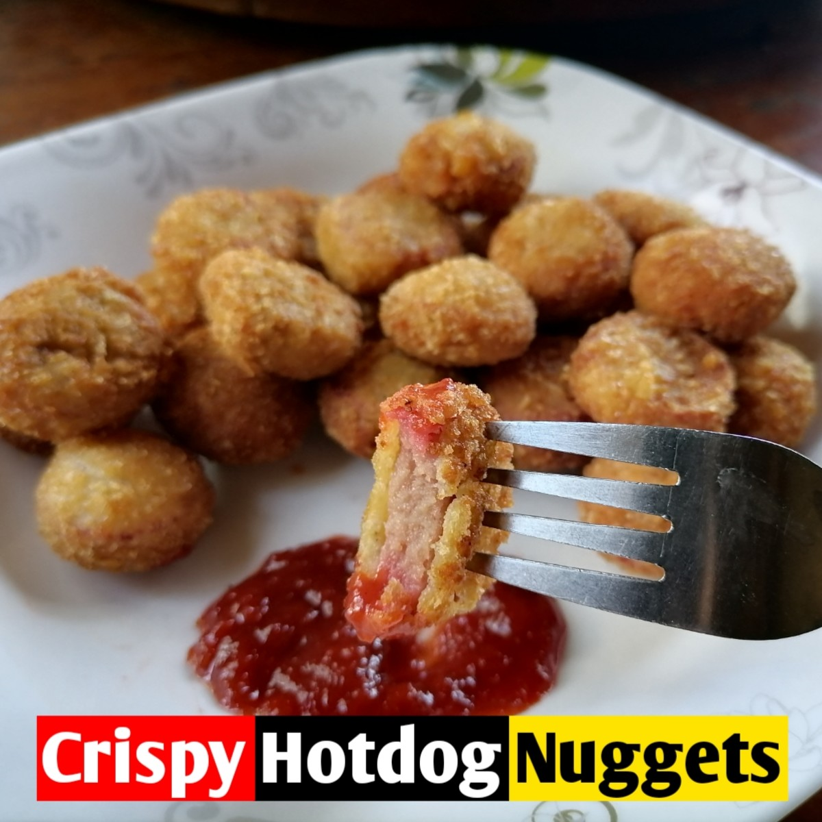 crispy-hotdog-nuggets