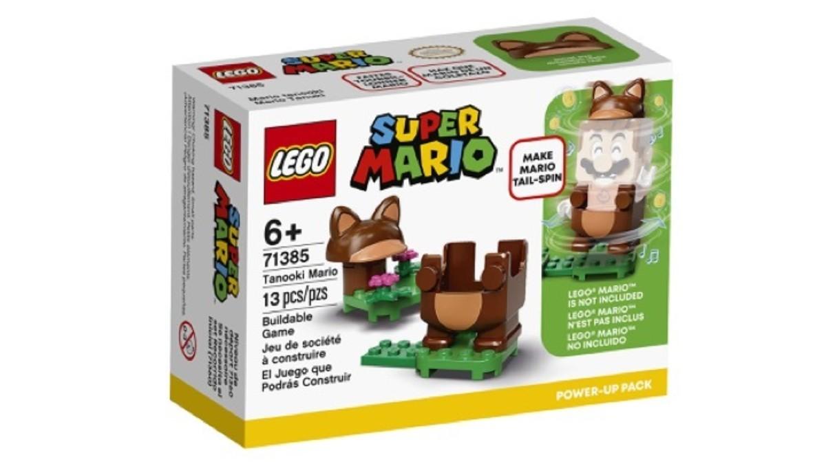 Tanooki Mario Power-Up Pack 71385 Box
