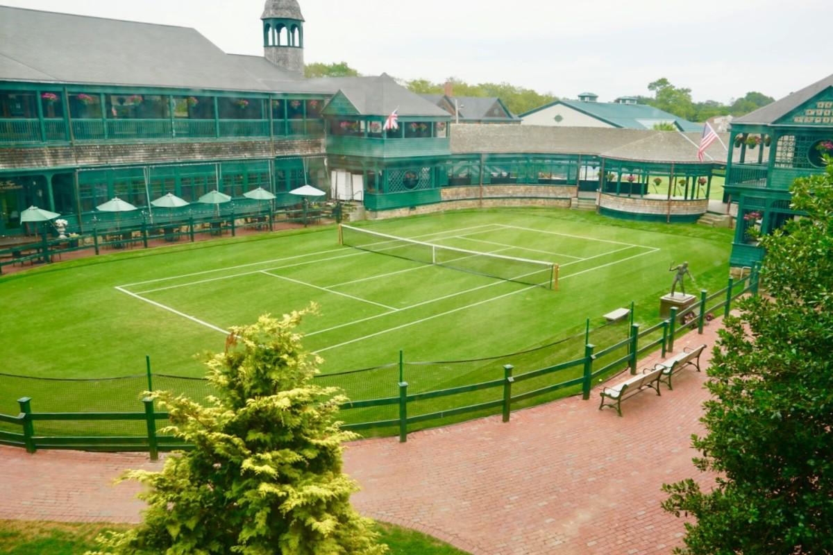 International Tennis Hall of Fame—Newport Casino