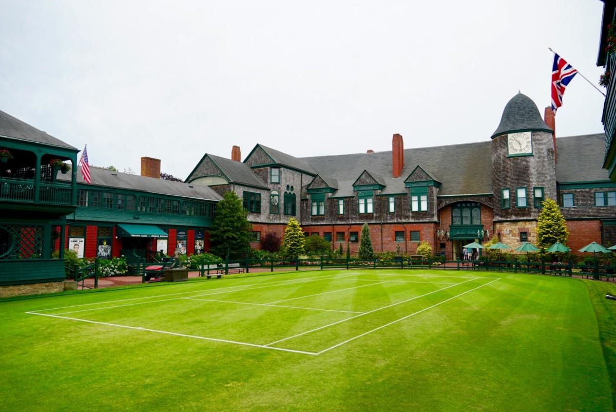 International Tennis Hall of Fame and Museum—Newport Casino