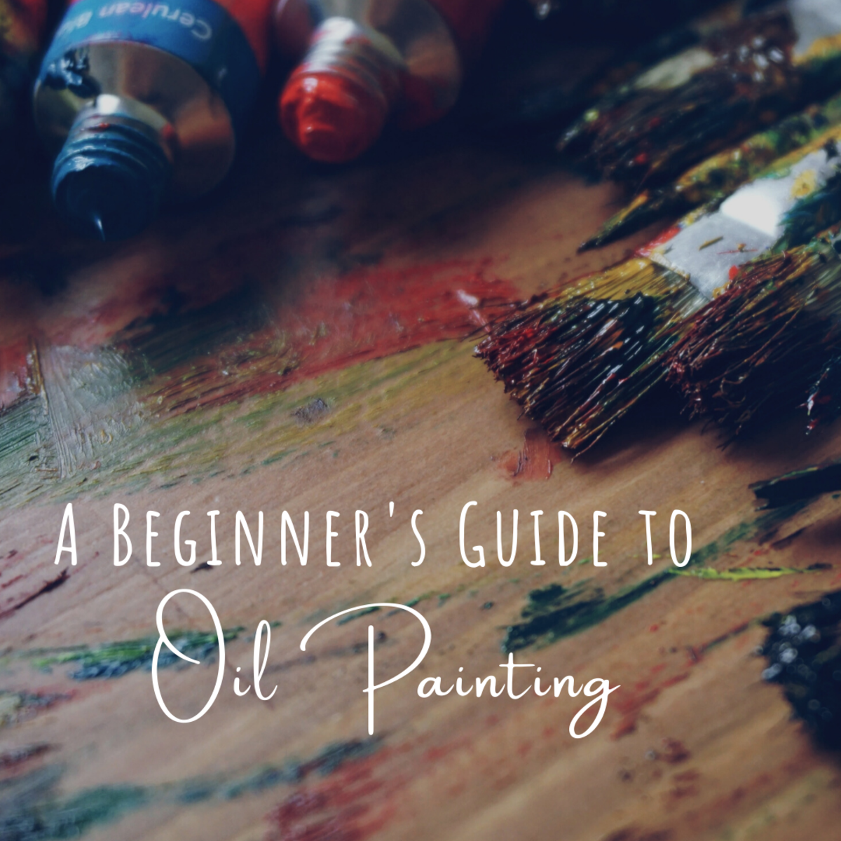 A basic guide to oil painting (for beginners)