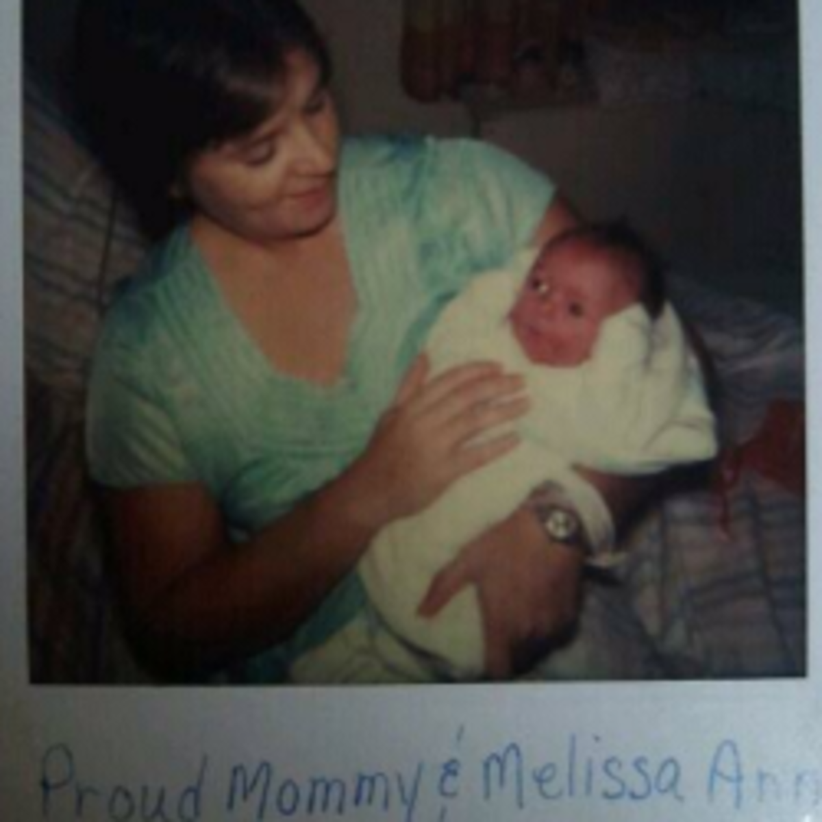Image of Mommy and Melissa