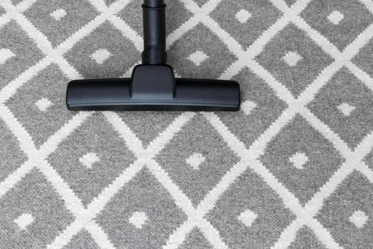 Carpet stains happen, especially if you have kids or pets, but spot-cleaning is the better way to go.