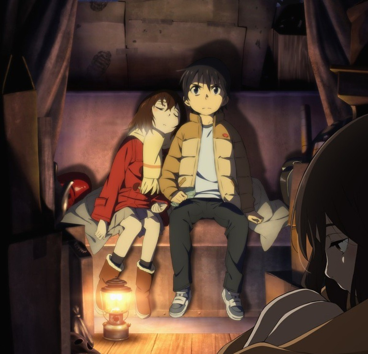 """""""Erased"""" by Kei Sanbe"""
