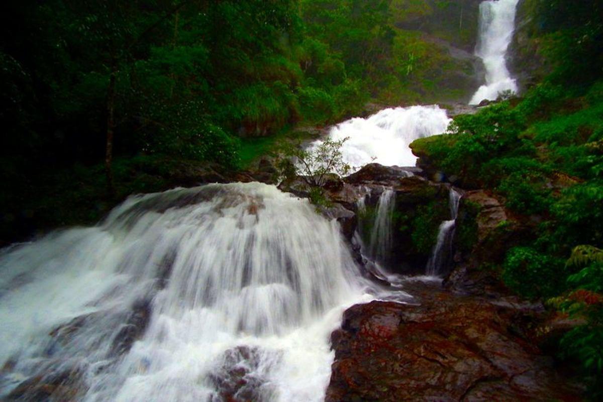 Irupu Falls, India