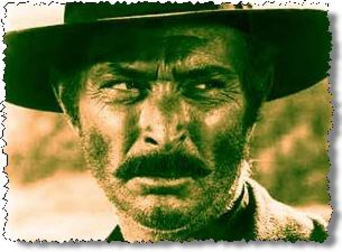 Ten Best Spaghetti Westerns