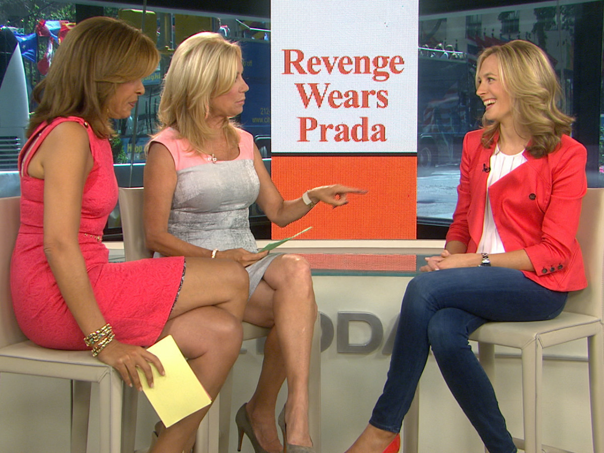Kathie Lee is one sharp reporter when it comes to interviewing a public figure.
