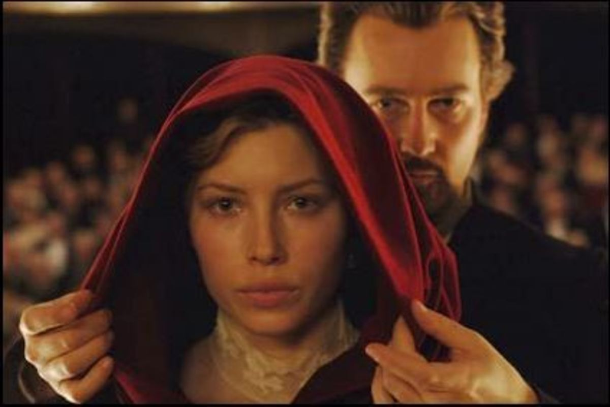 The Illusionist Film Review