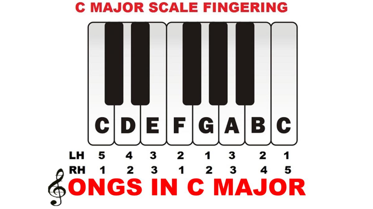 Songs in C Major