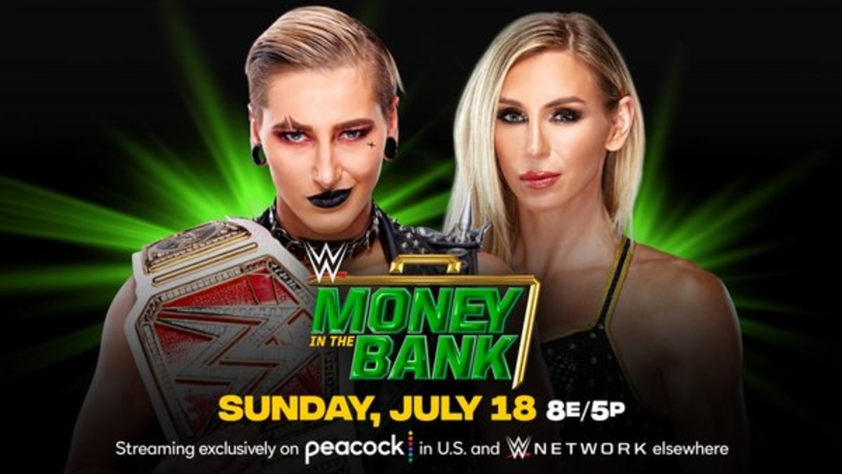 The rematch from last PPV.