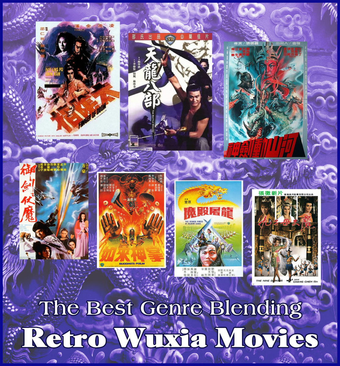 7 genre-blending retro Wuxia movies to watch for laughs and thrills.