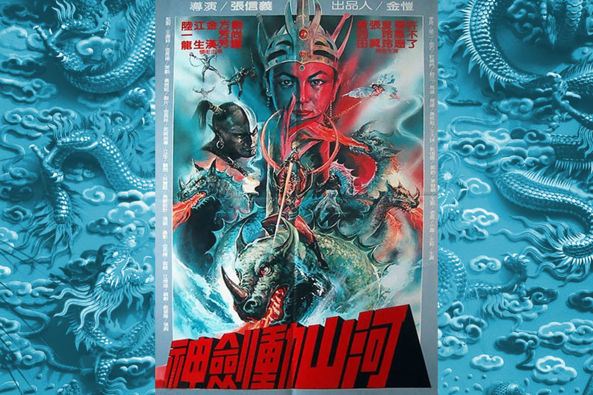 Looking for something truly zany to binge on? Try this Wuxia adaptation of Snow White!