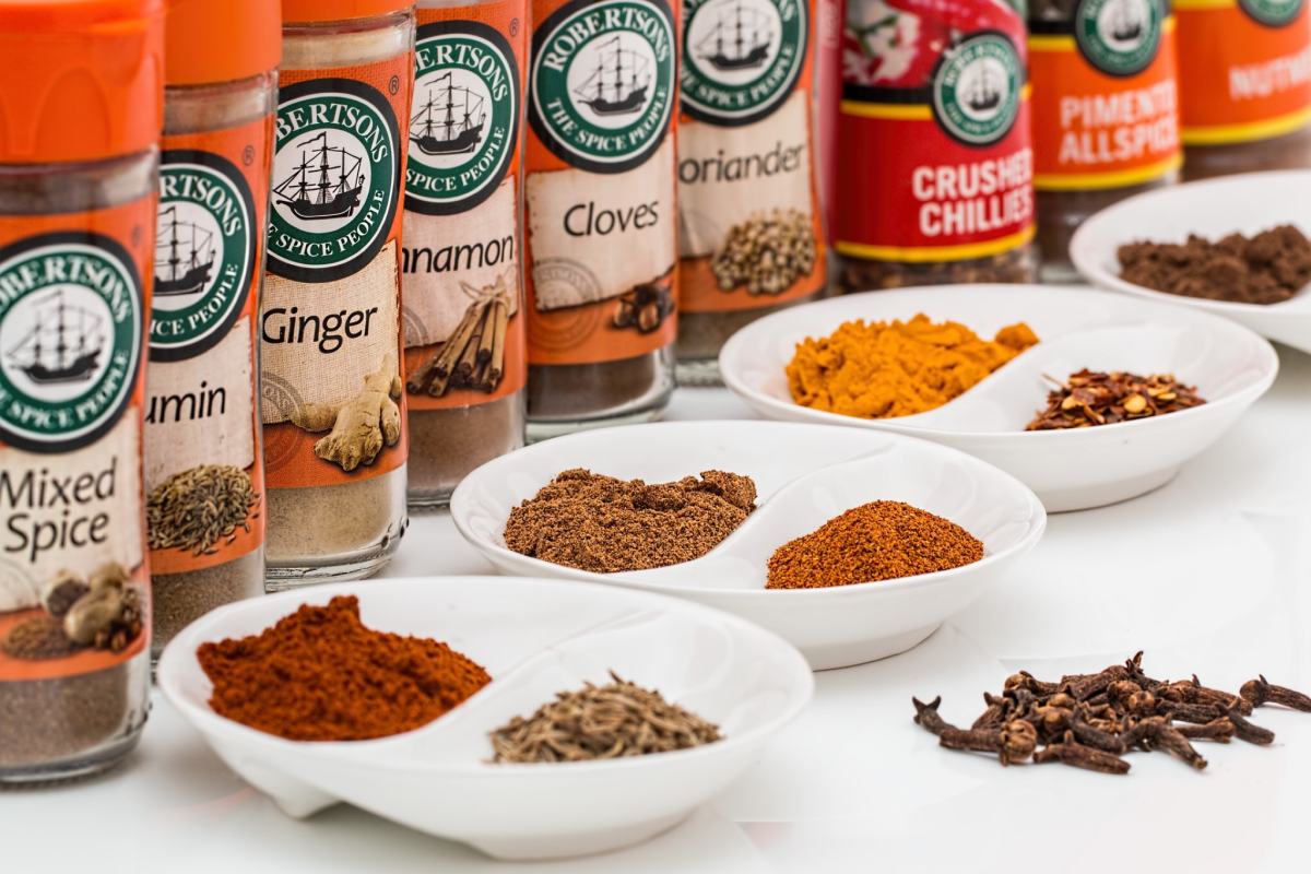 Put your own spin on every lentil dish with various spices.