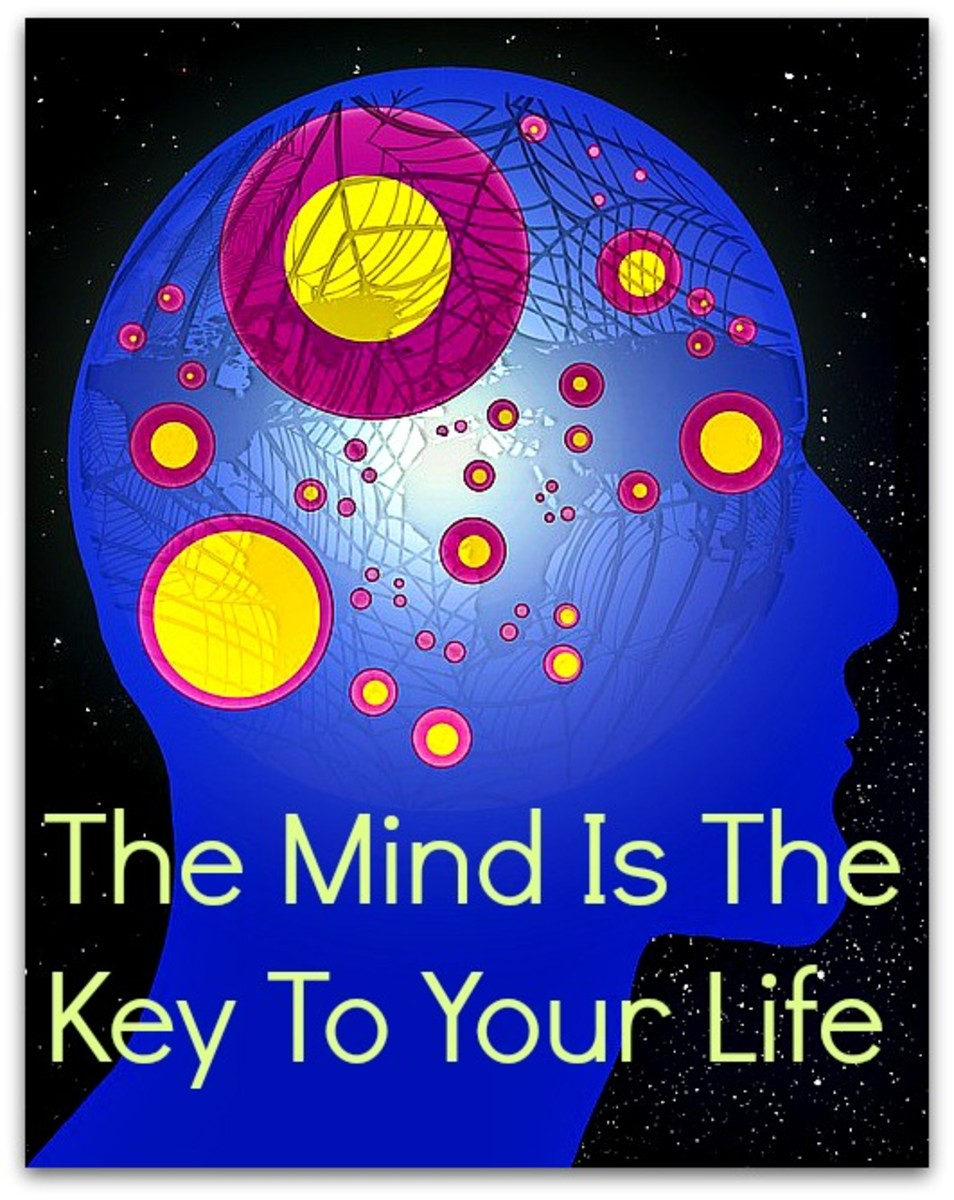 Your Mind Is The Key To Your Life