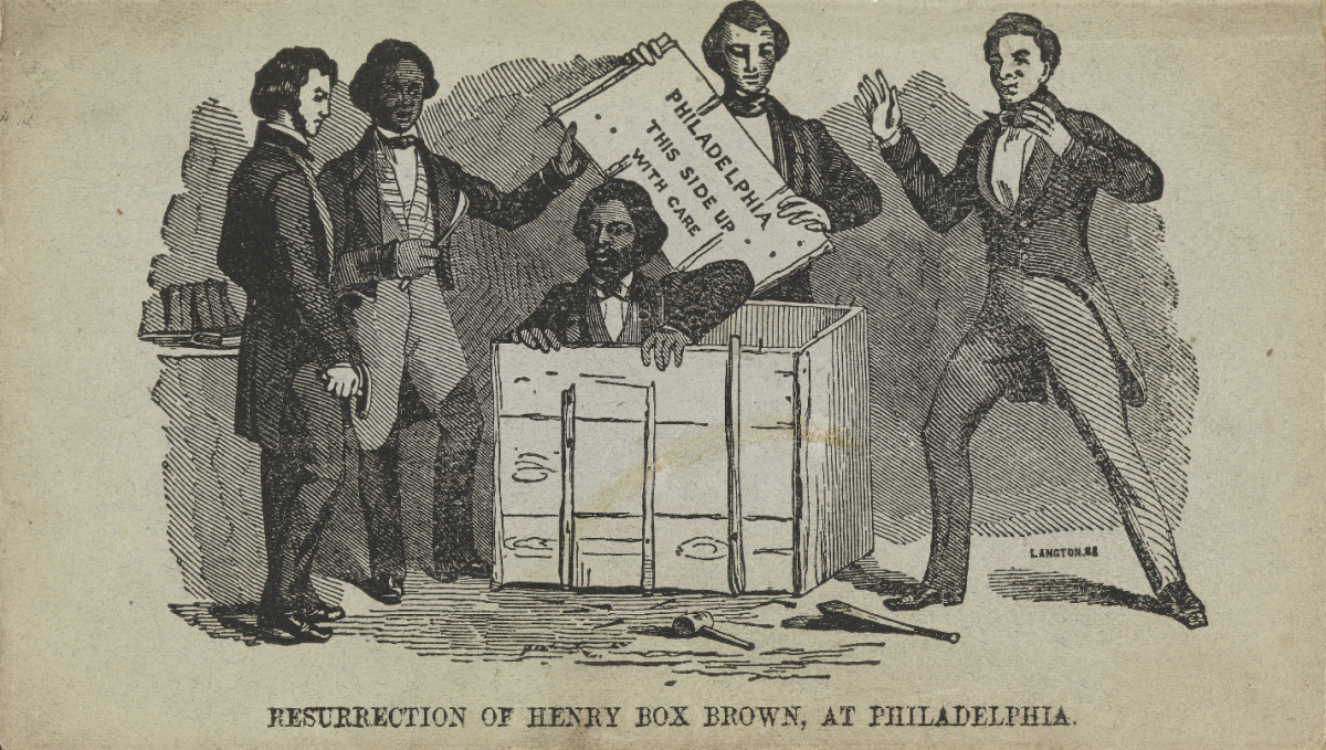 The Fascinating Story of the Virginia Slave Who Mailed Himself to Freedom