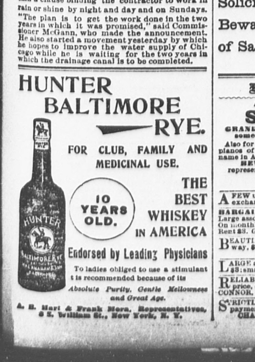 """"""". . . for club, family, and medicinal use"""""""