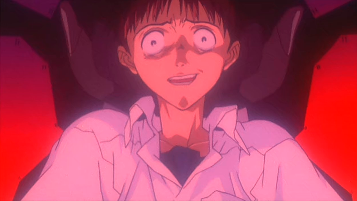 """""""End of Evangelion"""" by Hideaki Anno"""