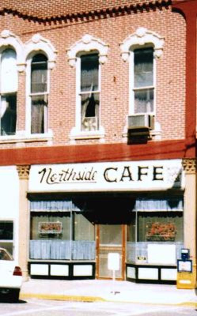 Ken's Northside Cafe, 12 Aug 1994