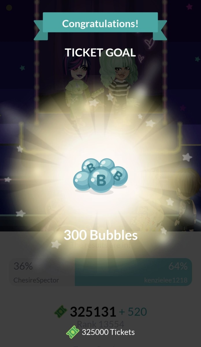 There's lots of ways to earn Bubbles in Highrise!