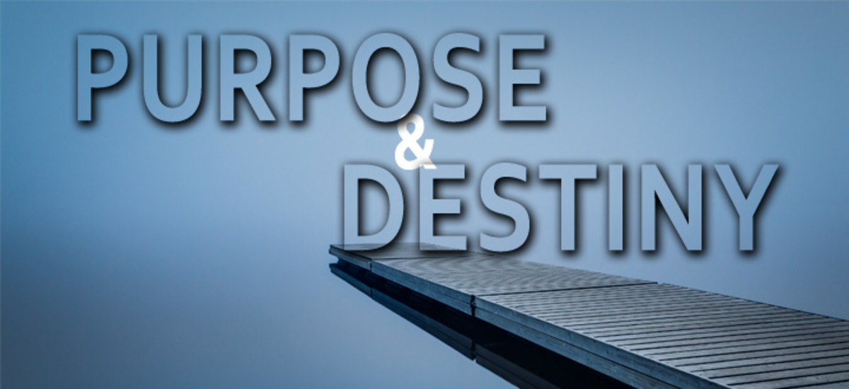 The Destiny and Purpose for All Christians