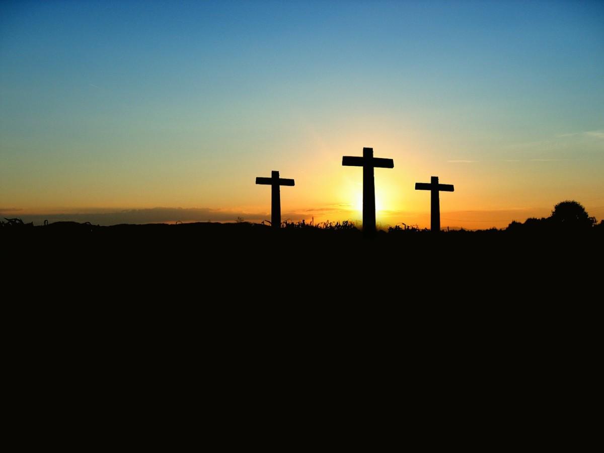 The cross was Christ's purpose