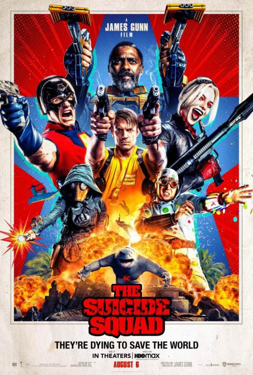 The promotional and theatrical release poster for the movie.