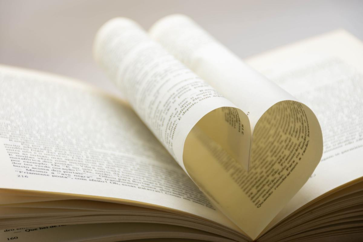 A personalized romance novel is a great gift.