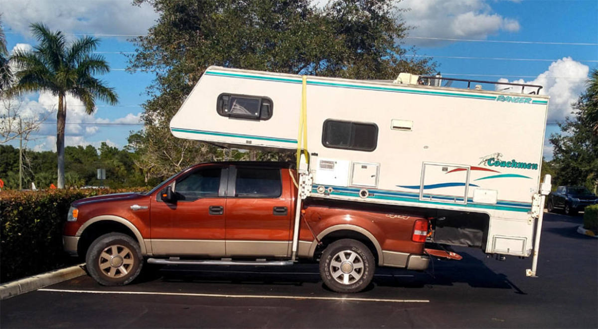 The right camper size matters