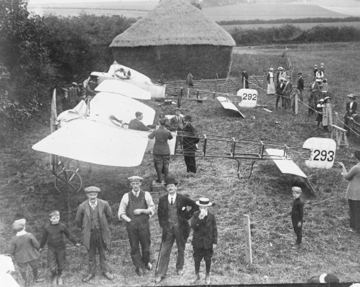 World War I Aviation