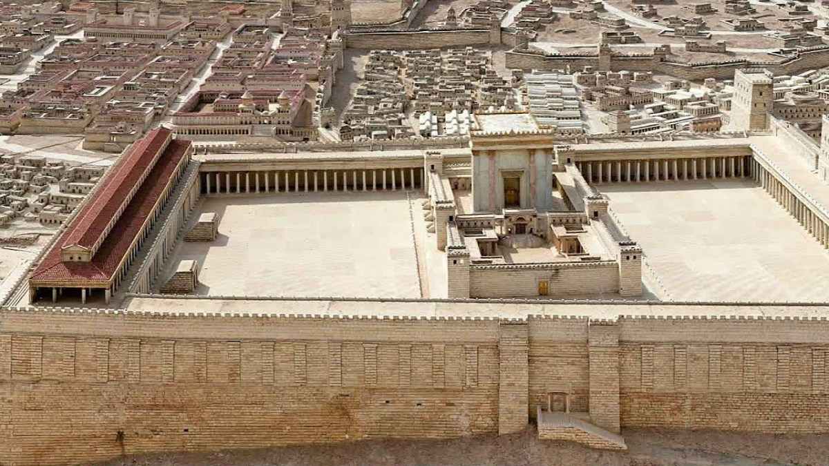 According to an interesting story found in the Talmudic literature, King Solomon built his magnificent temple in Jerusalem with help of a magical worm named Shamir.