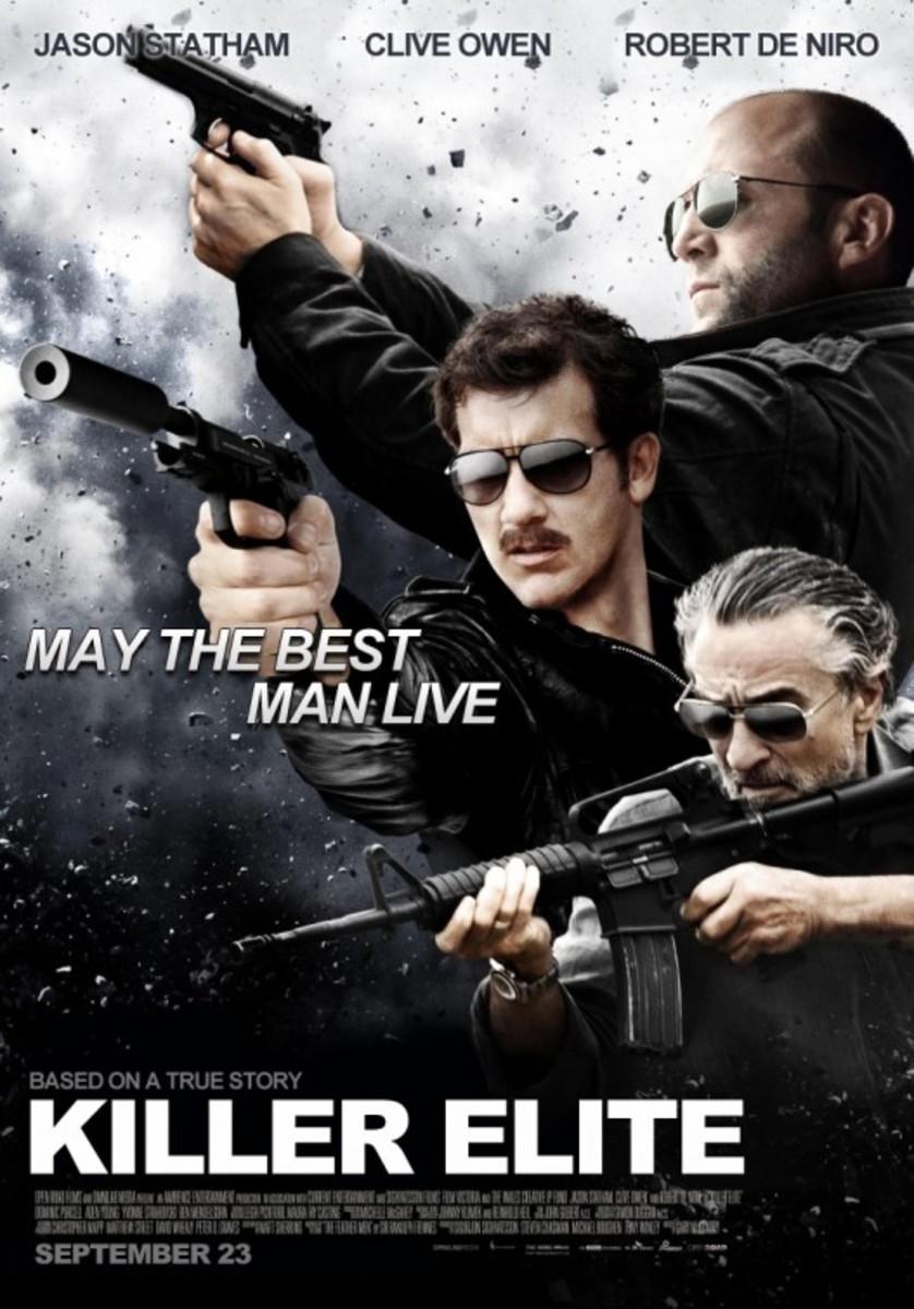 Killer Elite Poster #3
