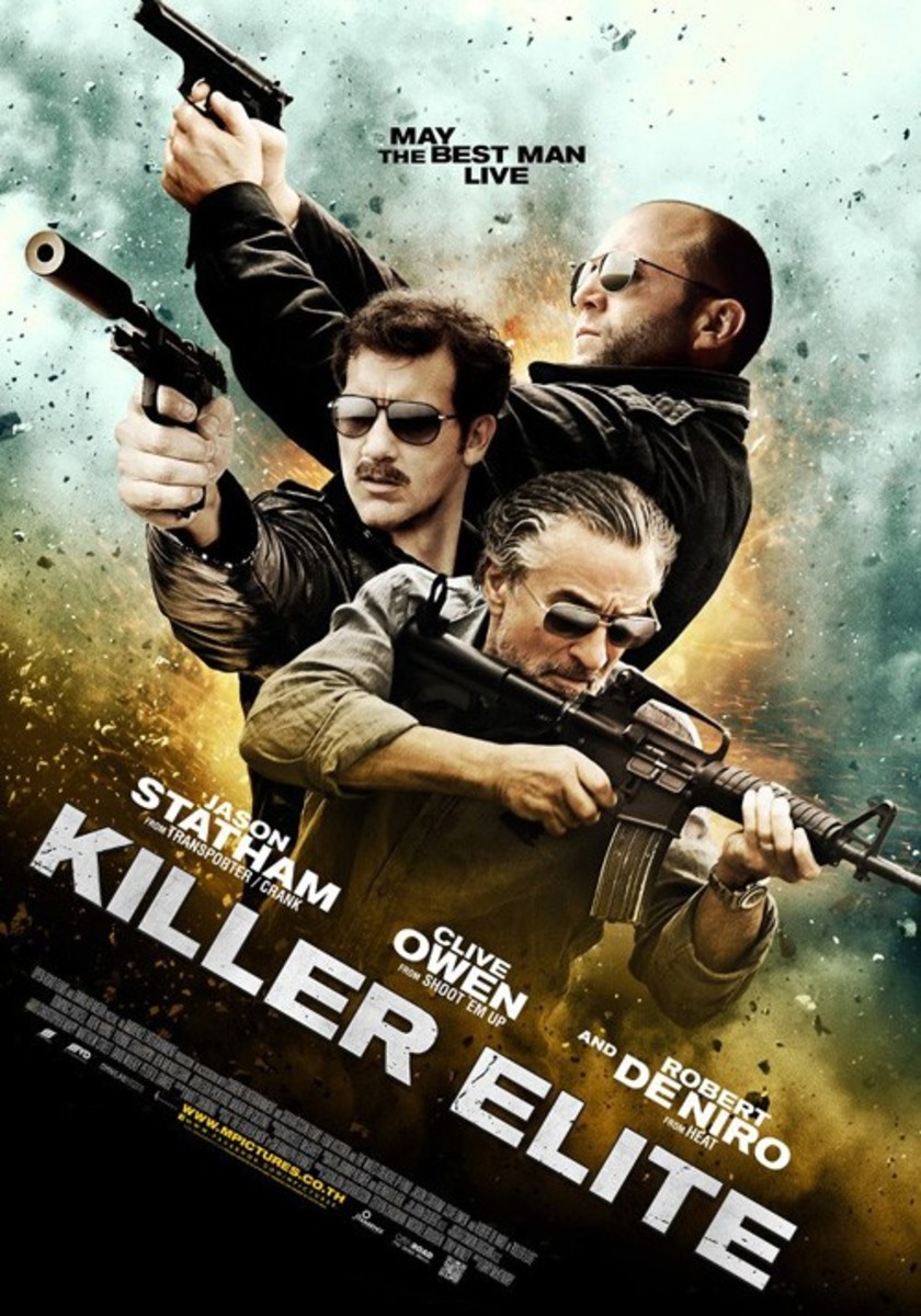 Killer Elite Poster #2