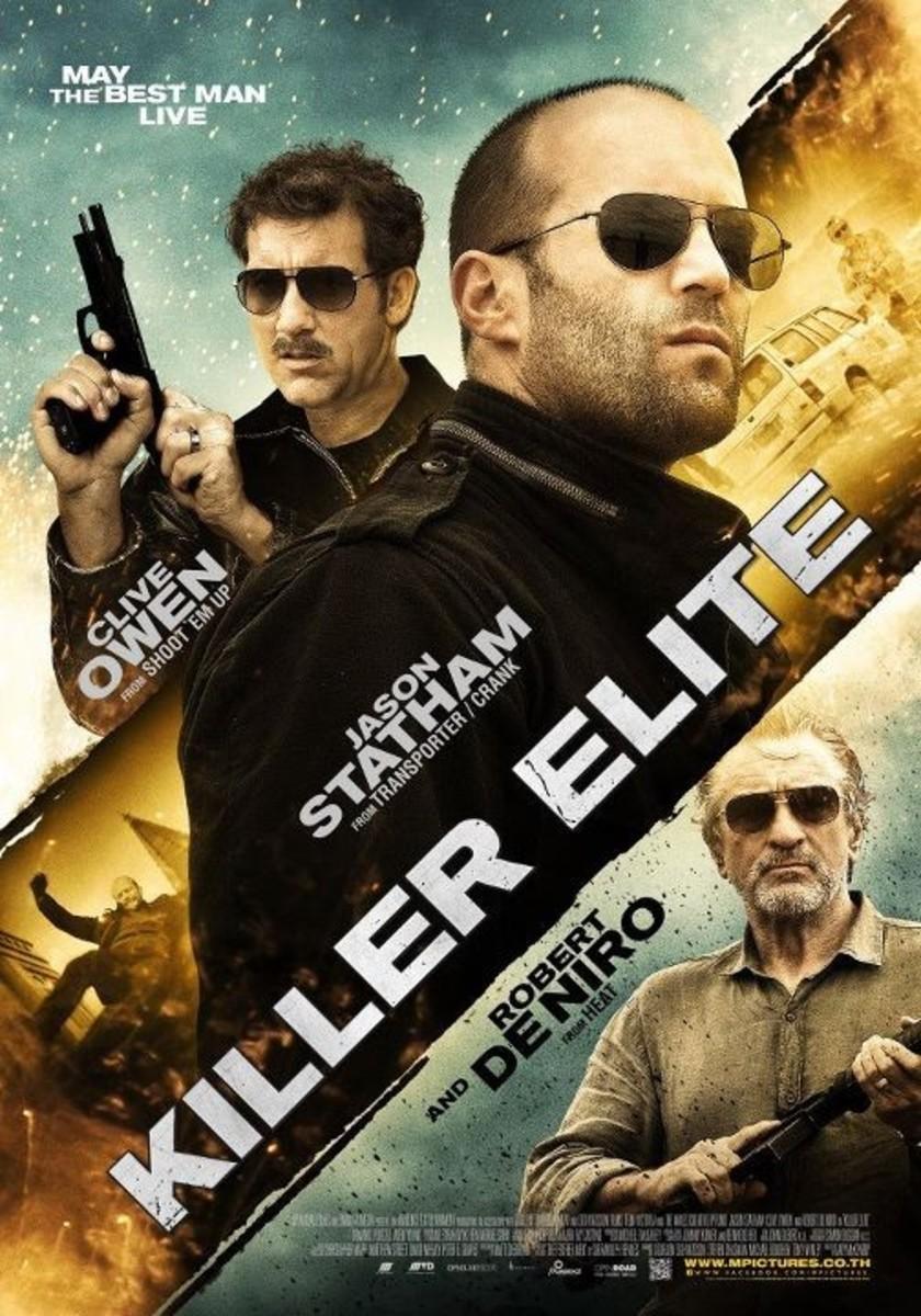 Killer Elite Poster #4