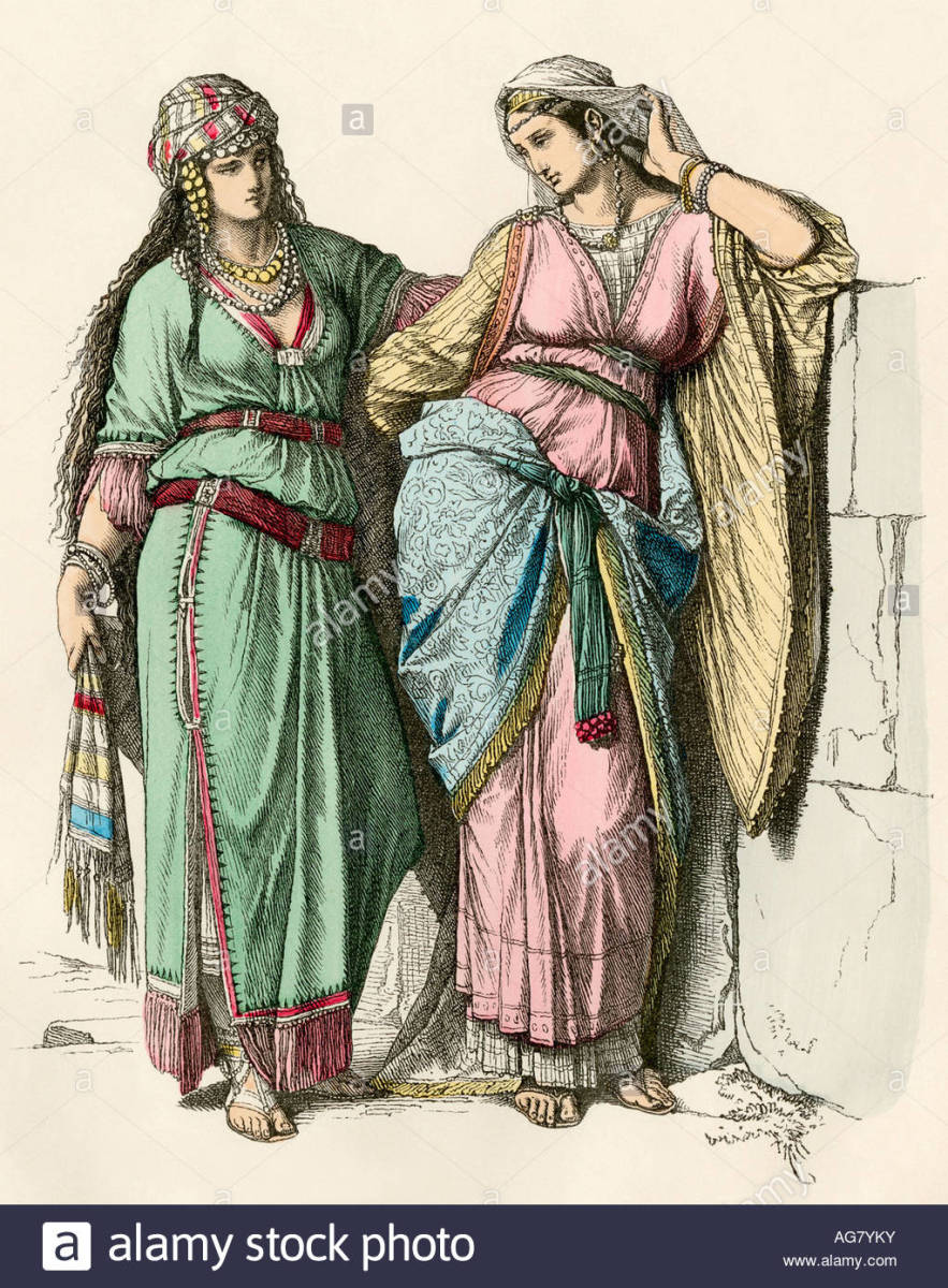 Women in ancient Israel