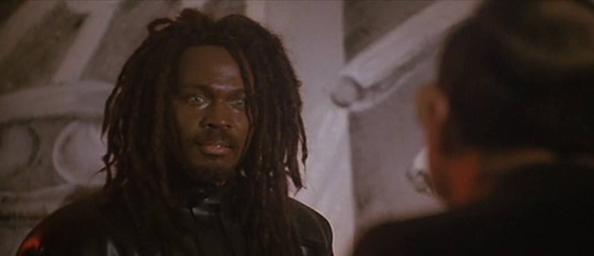 "Wallace's Screwface, the heavily-accented baddie in ""Marked For Death"""