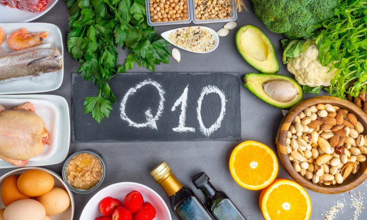 CoQ10 can be obtained from a number of food sources
